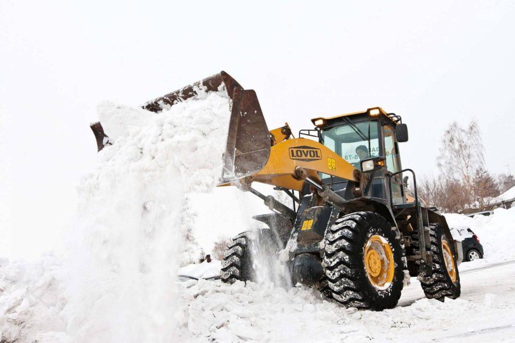 Вывоз снега Иваново